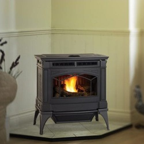 Hampton GC60 Large Pellet Stove