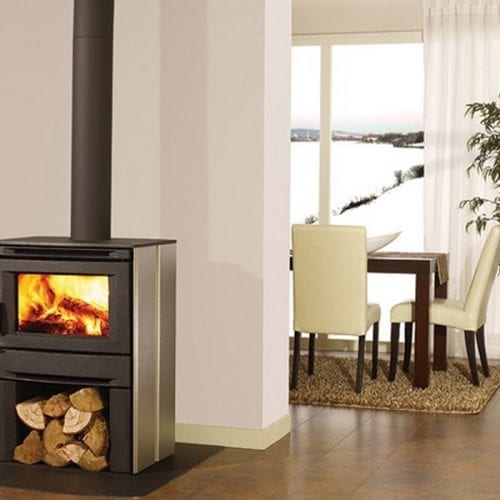 Regency Alterra CS1200 Small Wood Stove
