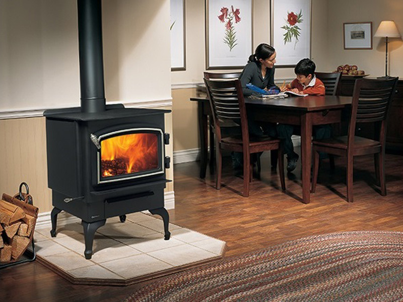 Regency Classic F1100 Small Wood Stove