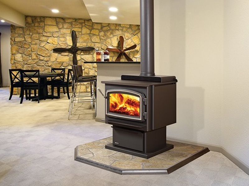 Regency Classic F3100 Large Wood Stove