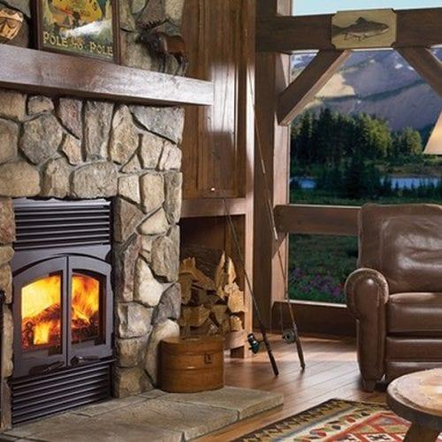 Regency Classic R90 Wood Fireplace