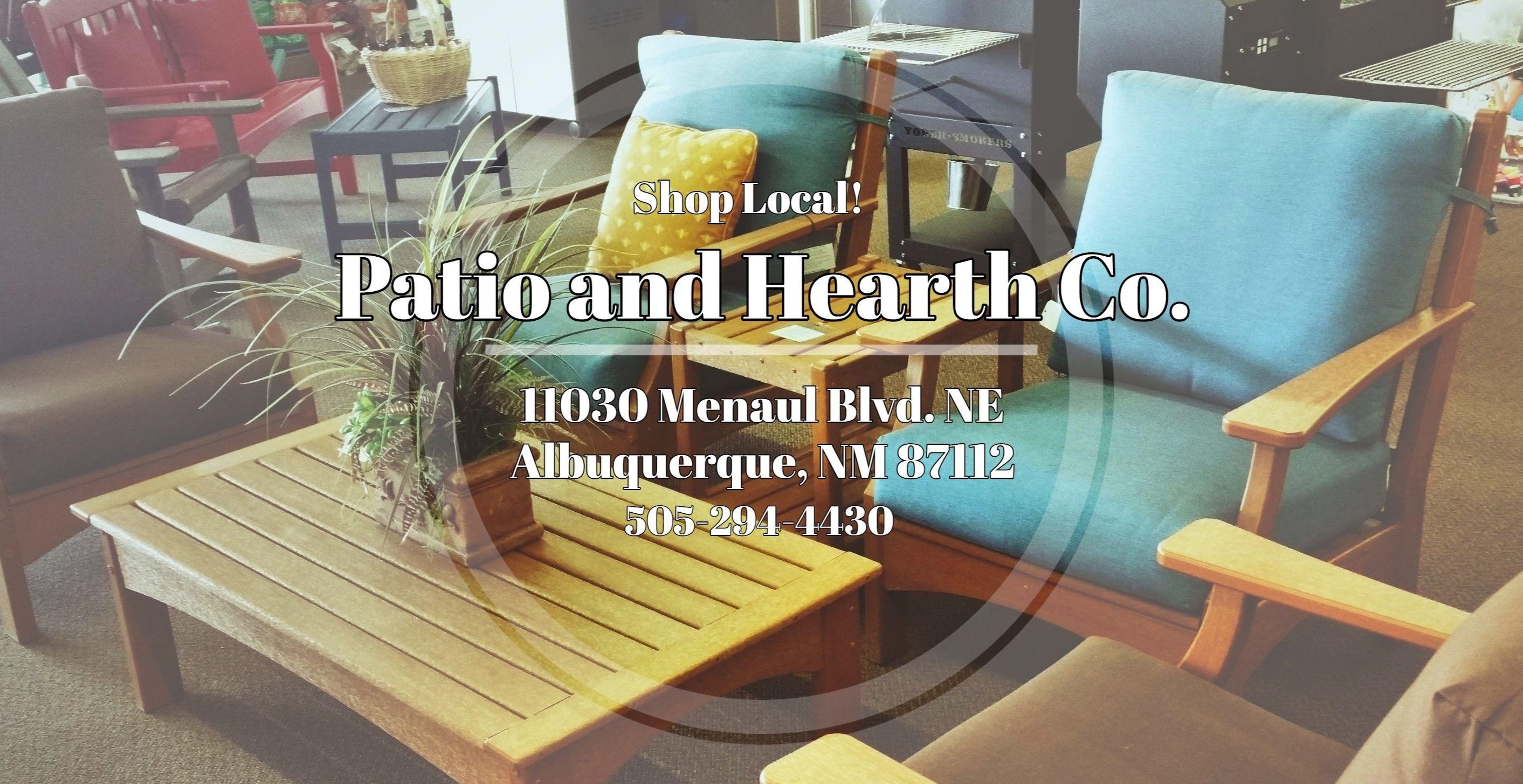 Patio And Hearth Co Albuquerque New Mexico
